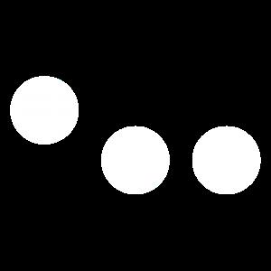 белые точки